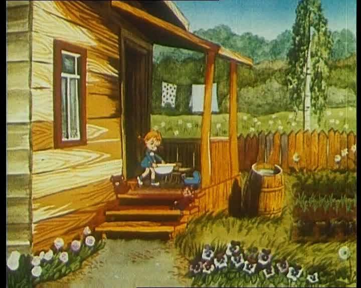 Живая игрушка - Zhivaja igrushka