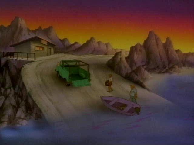 Пес из Лас-Вегаса - Rover Dangerfield