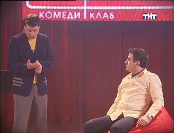 Comedy Club, Выпуск 135.Бэнефис Гариков-4 - Comedy Club Vypusk 135