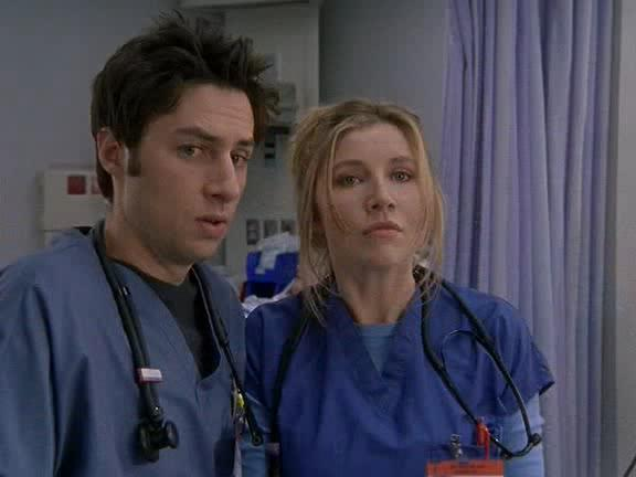 Клиника. Сезон 1 - Scrubs. Season I