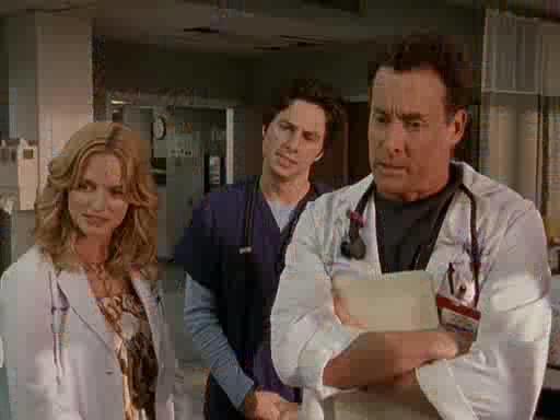 Клиника. Сезон 4 - Scrubs. Season IV