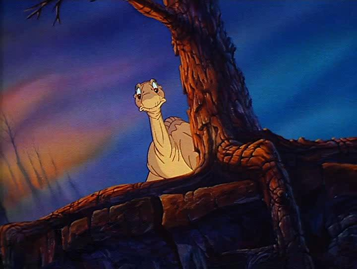 Земля до начала времен - The Land Before Time