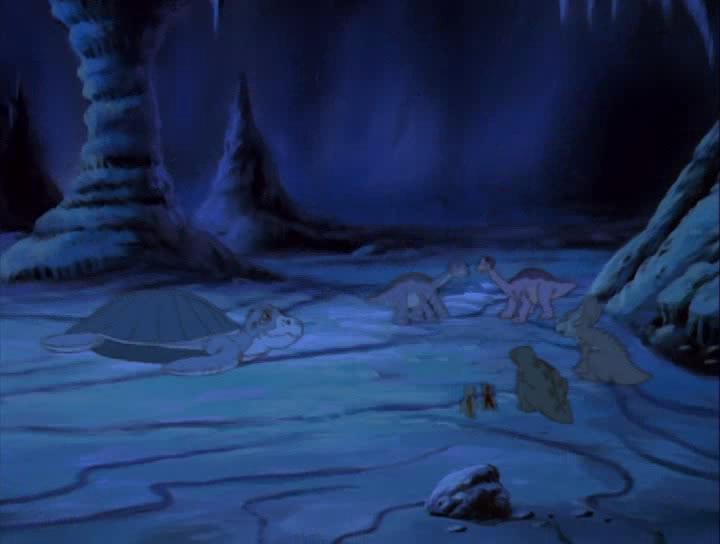 Земля до начала времен 4: Путешествие в Землю Туманов - The Land Before Time IV: Journey Through the Mists