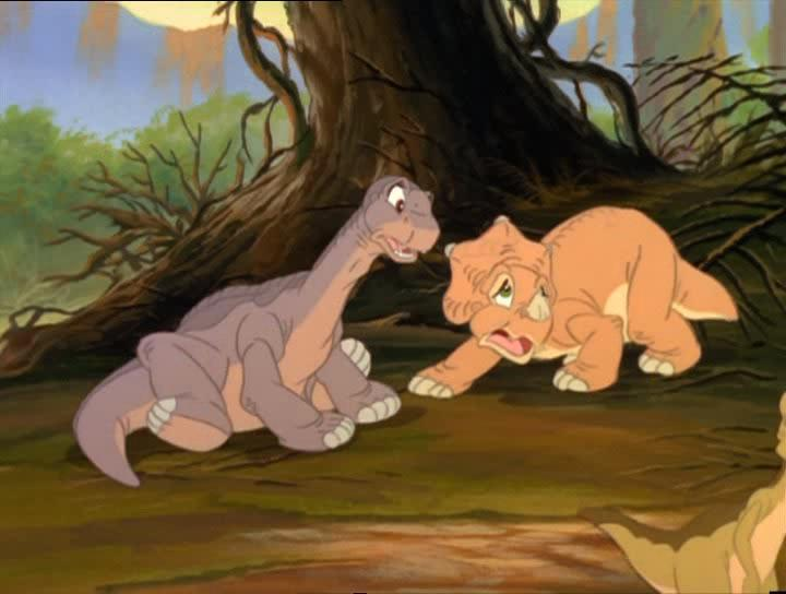 ����� �� ������ ������ 5: ������������ ������ - The Land Before Time V: The Mysterious Island