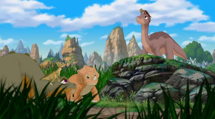 ����� �� ������ ������ 12: ������� ���� ���� - The Land Before Time XII: The Great Day of the Flyers
