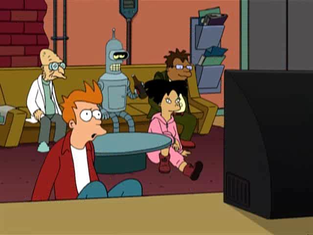Футурама. Сезон 2 - Futurama. Season II