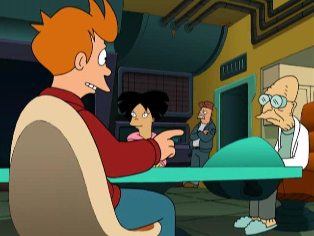Футурама. Сезон 3 - Futurama. Season III