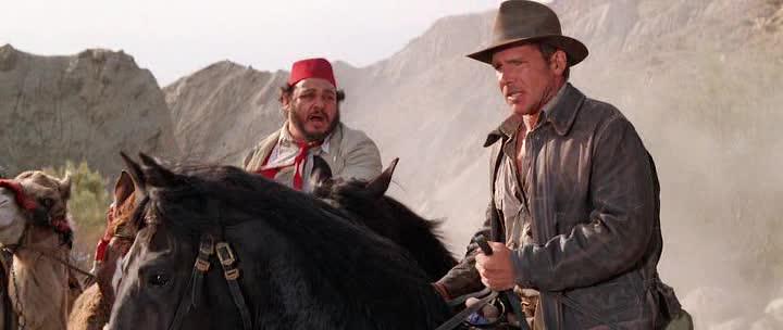 Индиана Джонс и последний крестовый поход - Indiana Jones and the Last Crusade