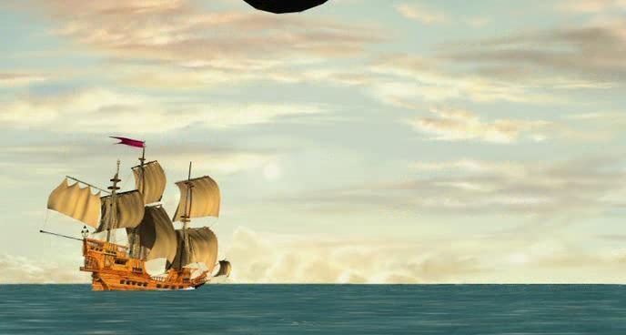 Абрафакс - под пиратским флагом - Abrafaxe - Unter schwarzer Flagge, Die