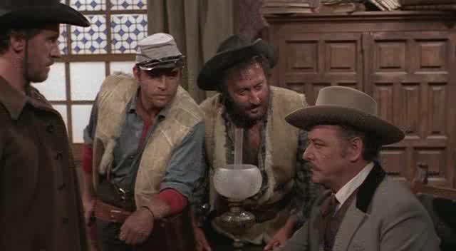 Джанго, эта пуля для тебя! - Pochi dollari per Django