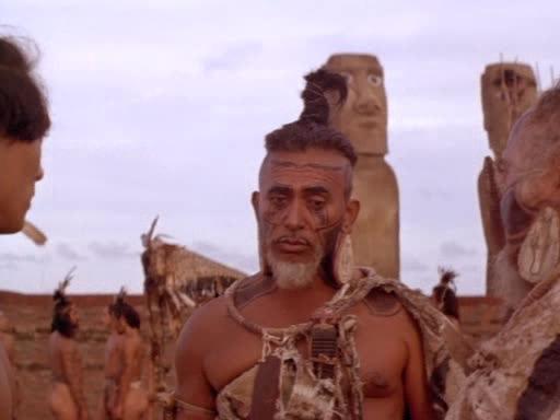 Потерянный рай - Rapa Nui