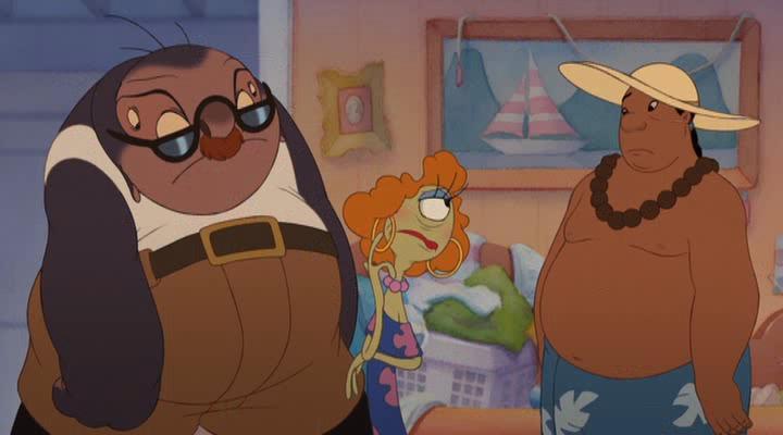 Лило и Стич 2: Большая проблема Стича - Lilo $ Stitch 2: Stitch Has a Glitch