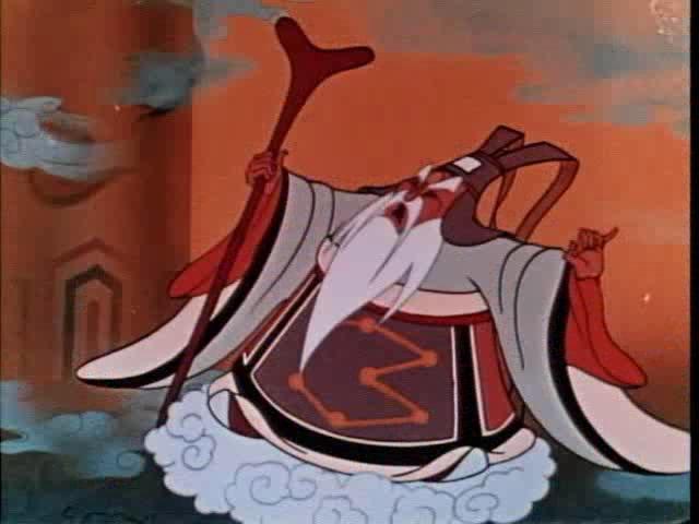 Сунь Укун: Бунт в небесных чертогах - Da nao tian gong