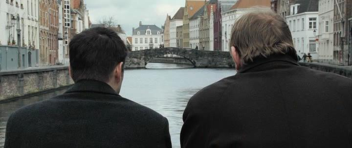 Залечь на дно в Брюгге - In Bruges