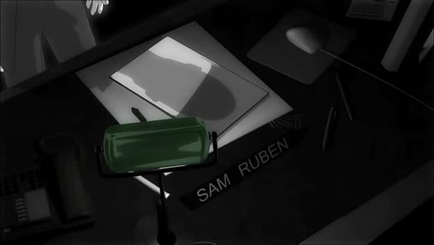 Очень мрачное кино - Film Noir
