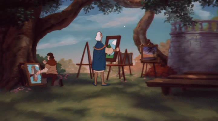 Принцесса Лебедь: Тайна заколдованного королевства - The Swan Princess: The Mystery of the Enchanted Kingdom