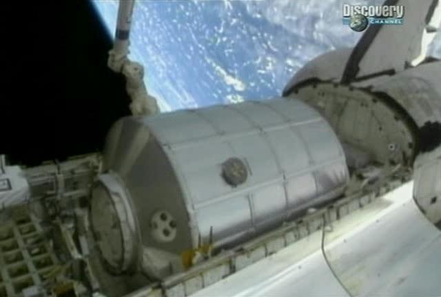 Discovery Channel. ���������� �������. ������������� ����������� ������� - Building The Biggest: International Space Station