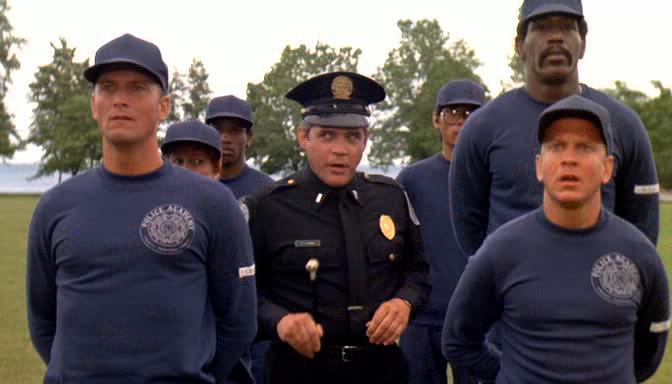 Полицейская академия - Police Academy