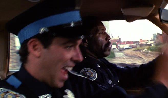 Полицейская академия 3: Переподготовка - Police Academy 3: Back in Training