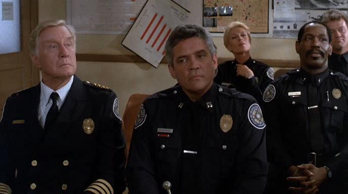 ����������� �������� 6: ����� � ����� - Police Academy 6: City Under Siege