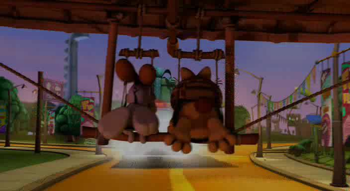Фестиваль Гарфилда - Garfields Fun Fest