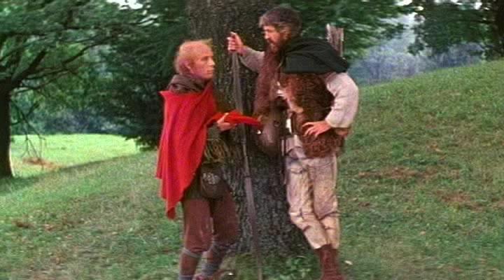 баллада о доблестном рыцаре айвенго песни из фильма