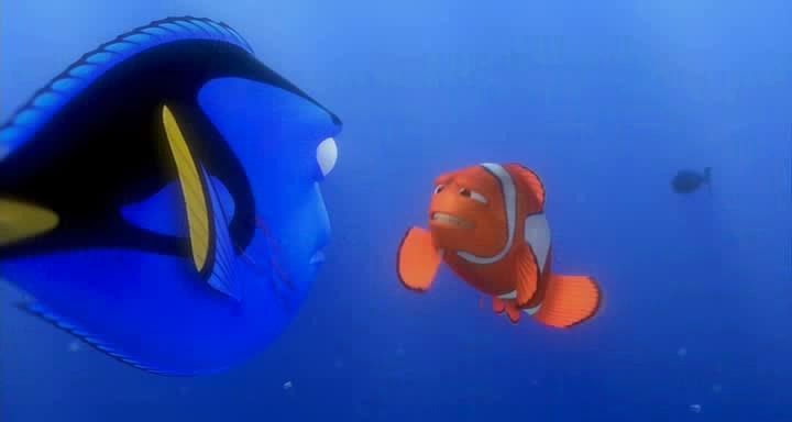 В поисках Немо - Finding Nemo