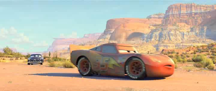 Тачки - Cars