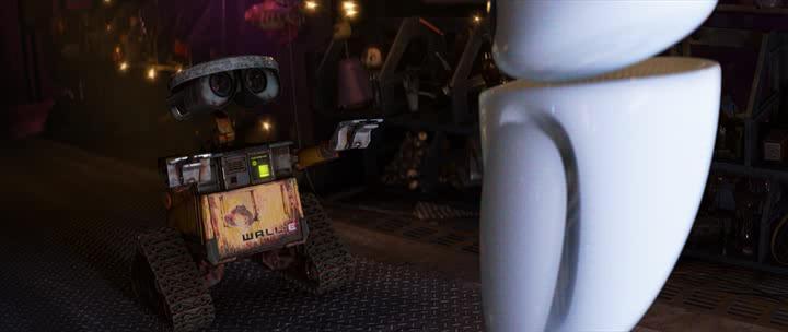 ВАЛЛ·И - WALL·E