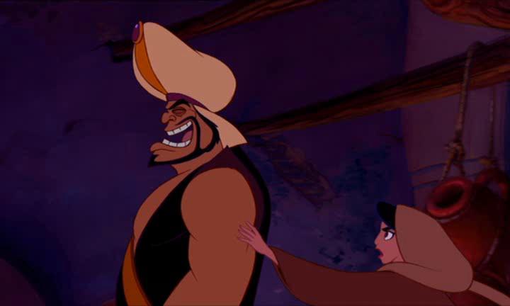 Аладдин - Aladdin