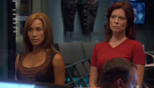 Звездные врата: Атлантида. Сезон 3 - Stargate: Atlantis. Season III