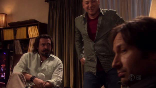 Калифорнийский блудник. Сезон 2 - Californication. Season II