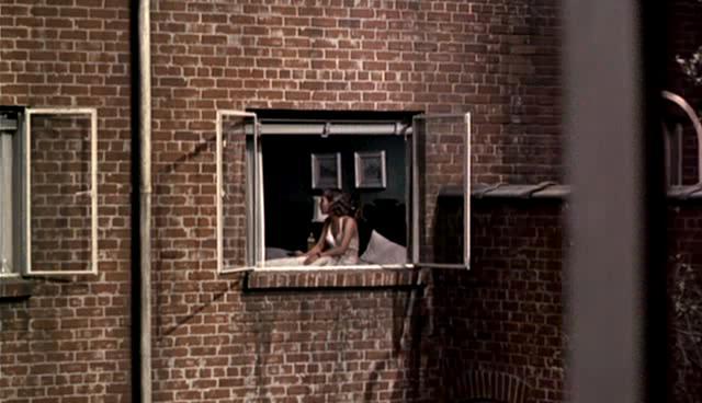 Окно во двор - Rear Window