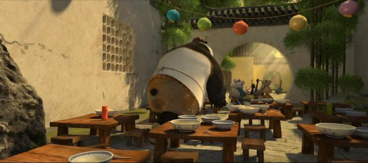 ����-�� ����� - Kung Fu Panda