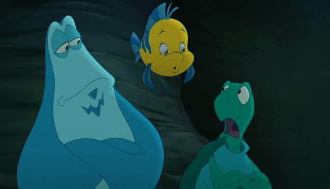 Русалочка: Начало истории Ариэль - The Little Mermaid: Ariels Beginning