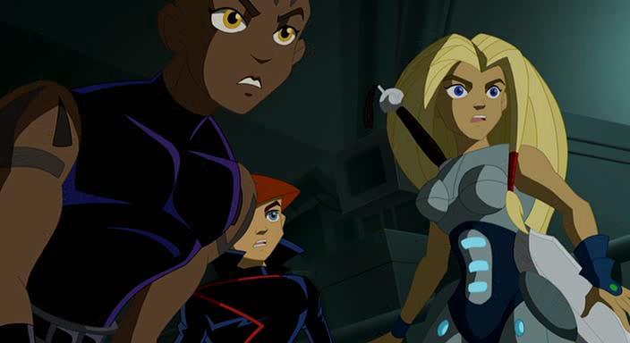 Следующие мстители: Герои завтра - Next Avengers: Heroes of Tomorrow