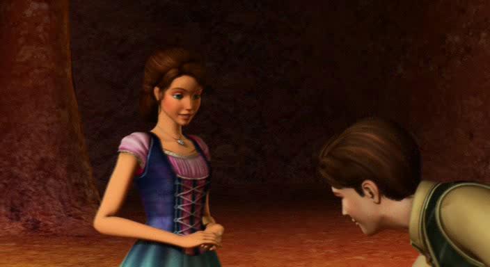 Барби и Хрустальный замок - Barbie and the Diamond Castle