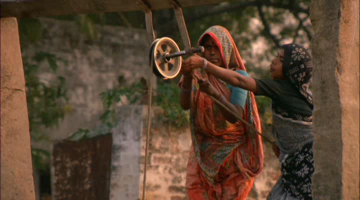 Колдовство жизни: Жизнь в трансформации - Powaqqatsi