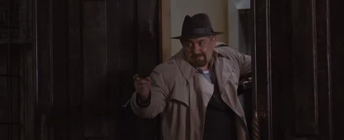 Очень русский детектив - Ochen russkiy detektiv