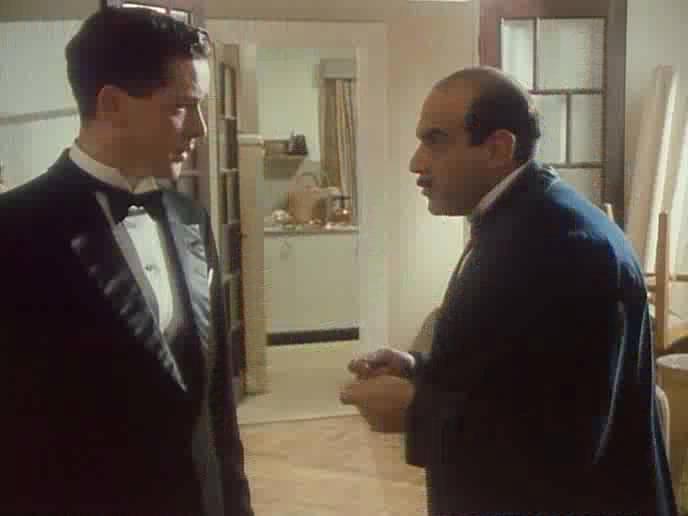 Пуаро Агаты Кристи. Сезон 1 - Agatha Christie: Poirot. Season I