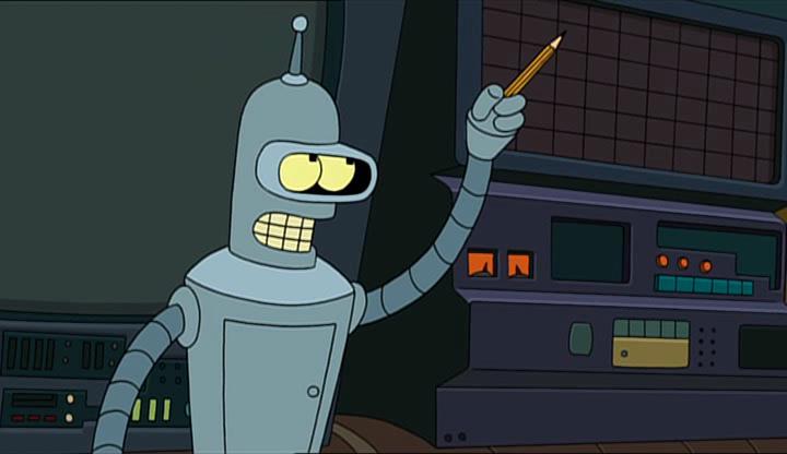 Футурама: Игра Бендера - Futurama: Benders Game
