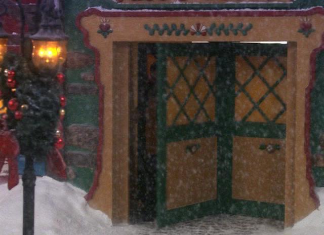 Снежный шар - Snowglobe