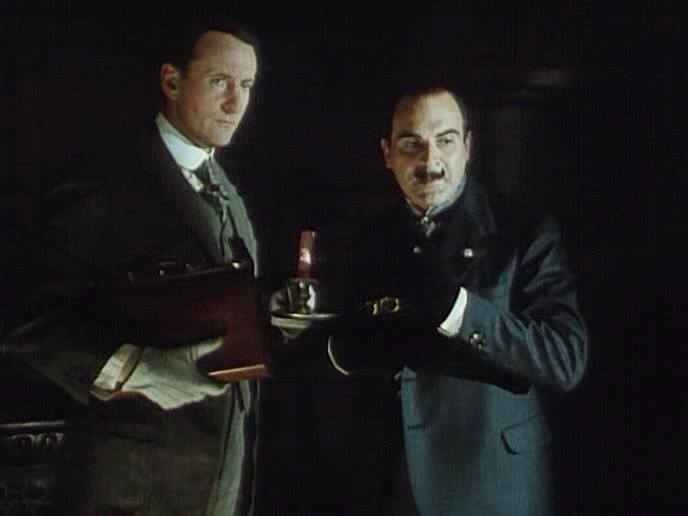 ����� ����� ������. ����� 3 - Agatha Christie: Poirot. Season III