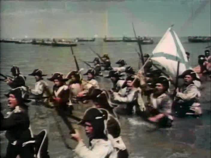 Корабли штурмуют бастионы - Korabli shturmuyut bastiony