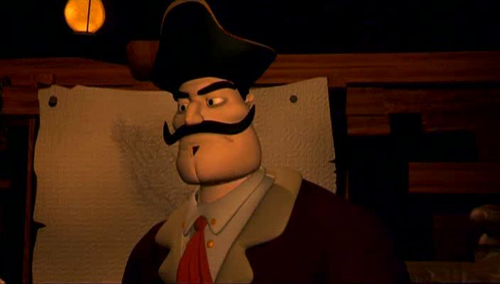 Пираты тихого океана - Piratas en el Callao
