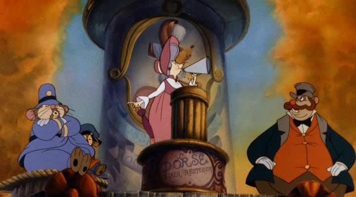 ������������ ������� - An American Tail