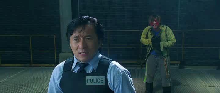 Новая полицейская история - Xin jing cha gu shi