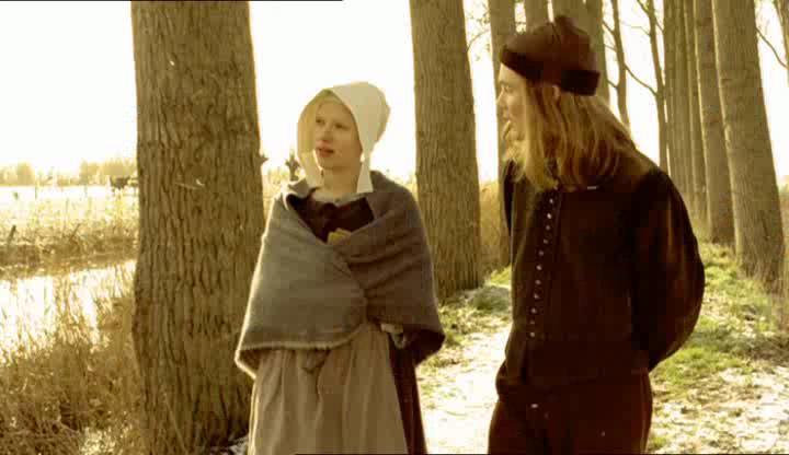 Девушка с жемчужной сережкой - Girl with a Pearl Earring