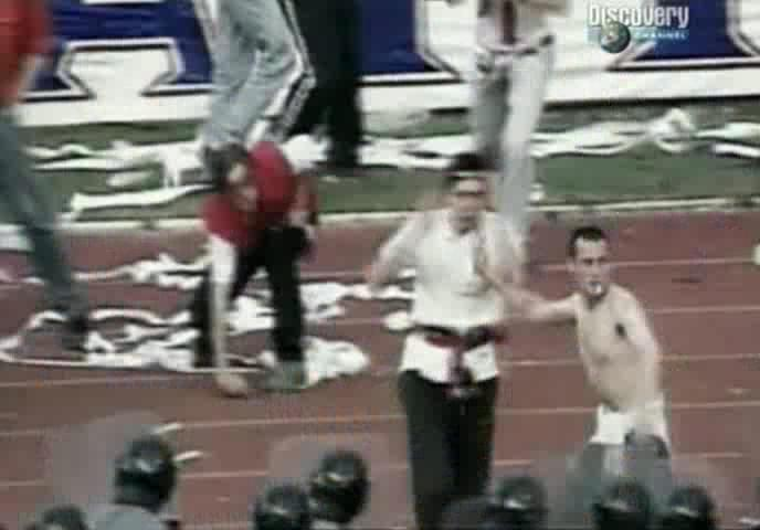 Всемирный Клуб Футбольных Хулиганов - Football Hooligans International