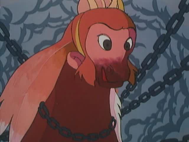 Король обезьян - The Monkey King